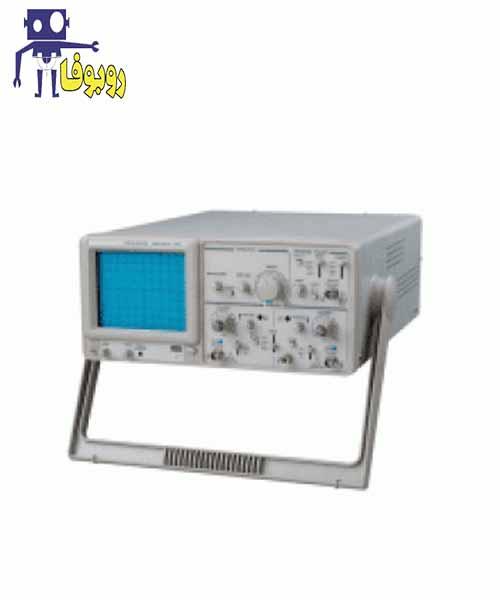 اسیلوسکوپ آنالوگ 2 کانالمدل Matrix-MW MOS-620CH