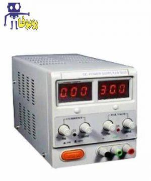 منبع تغذیه 1 کانال 30 ولت 2 آمپر